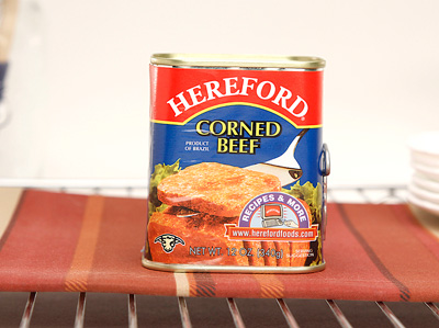 HEREFORD Corned Beef Regular