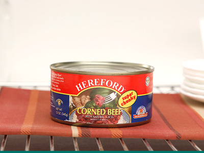 HEREFORD Super Chunky Corned Beef
