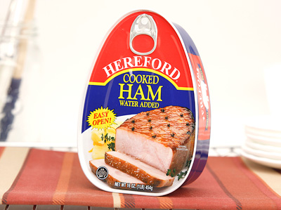 HEREFORD Cooked Ham