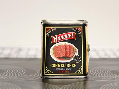 BANQUET Corned Beef - Halal