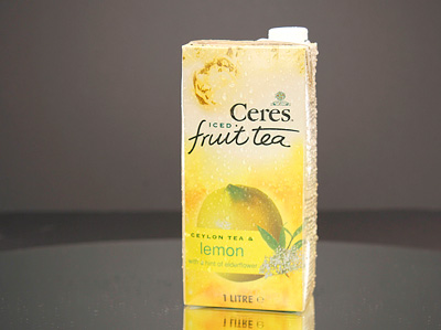 CERES Fruit Tea - Lemon & Ceylon Tea