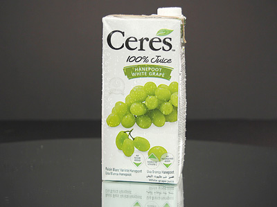 CERES Fruit Juice  - HANEPOOT
