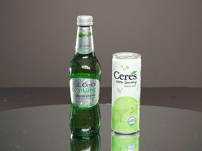 CERES Sparkling 100% Fruit Juice - APPLE