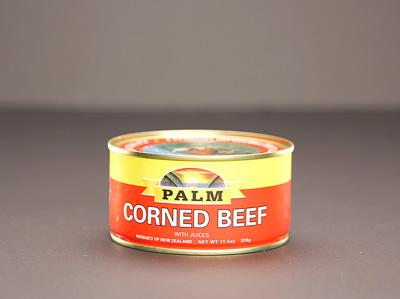 PALM Corned Beef w/ Nat. Juice - PLAIN