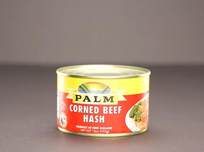 PALM Corned Beef  - Hash