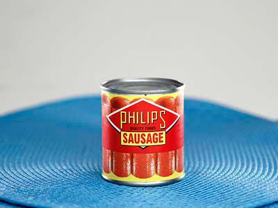 PHILIPS Vienna Sausage