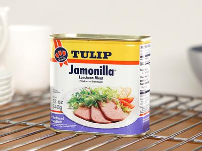 TULIP Jamonilla Luncheon Meat - Lite (Reduced Sodium)