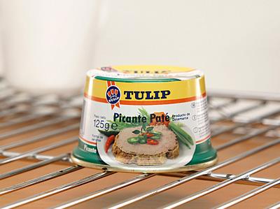 TULIP Liverwurst Spread - Picante