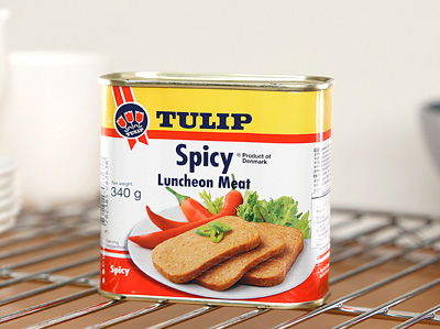 TULIP Spicy Luncheon Meat