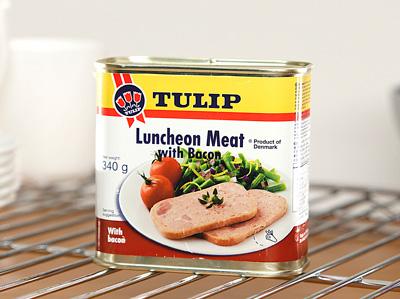TULIP Luncheon Meat w/ 15% Bacon