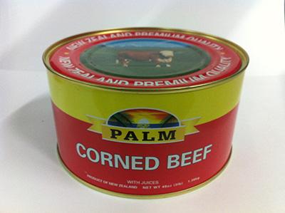 PALM Corned Beef Plain