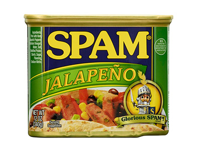 SPAM Luncheon Meat - Jalapeño 340g