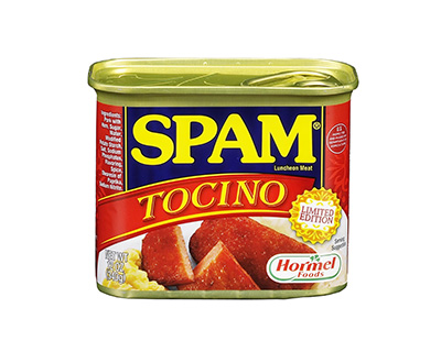 SPAM Luncheon Meat - Tocino 340g