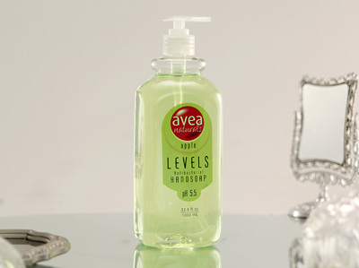 AVEA Hand Soap Apple (Green)