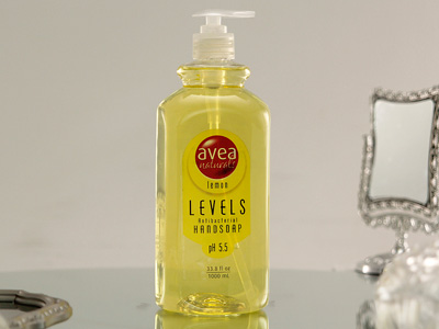 AVEA Hand Soap Lemon (Yellow)