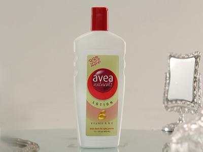 AVEA LOTION (33% more) - Vitamin A & E (600ml)