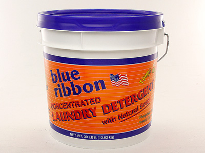 BLUE RIBBON Laundry Detergent
