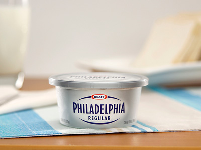 PHILADELPHIA Regular Cream Cheese