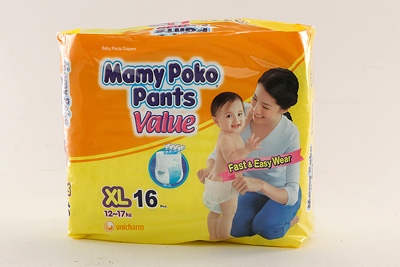 MAMYPOKO PANTS VALUE - XL16