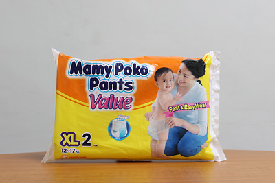 MAMYPOKO PANTS VALUE - XL2