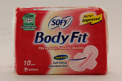 SOFY Body Fit Slim Wing