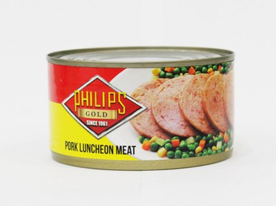 PHILIPS Gold Luncheon Meat